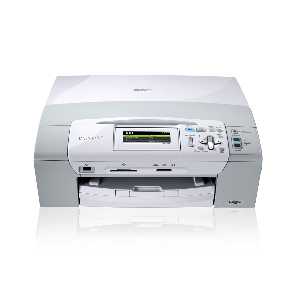 Dcp 385c   all-in-one inkjet printers   brother.