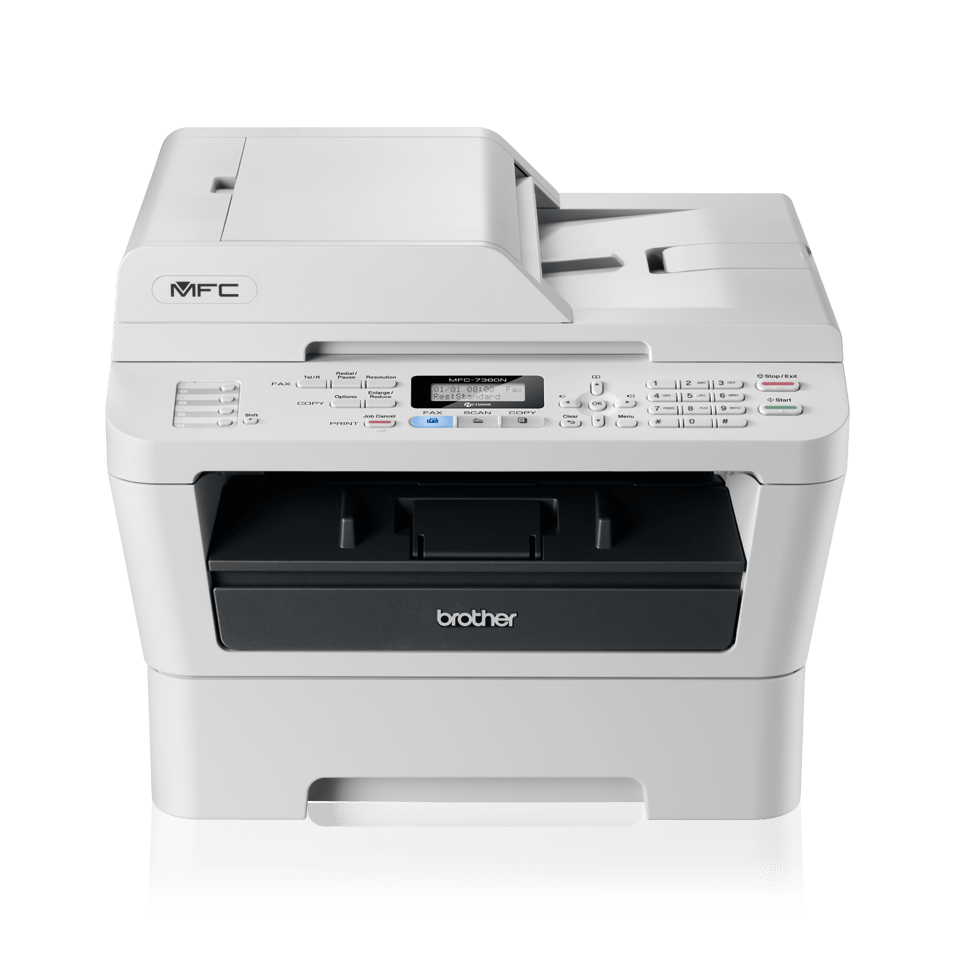 mono laser all in one printer brother mfc 7360n rh brother is brother mfc 7360n software user guide brother printer mfc 7360n user manual