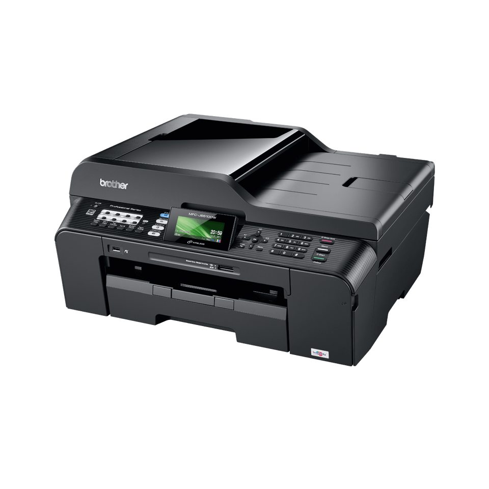 Brother mfc-j6510dw printer driver free download.