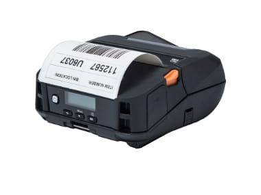 Brother RuggedJet Portable Printer