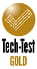 Tech-Test Gold award icon 2016