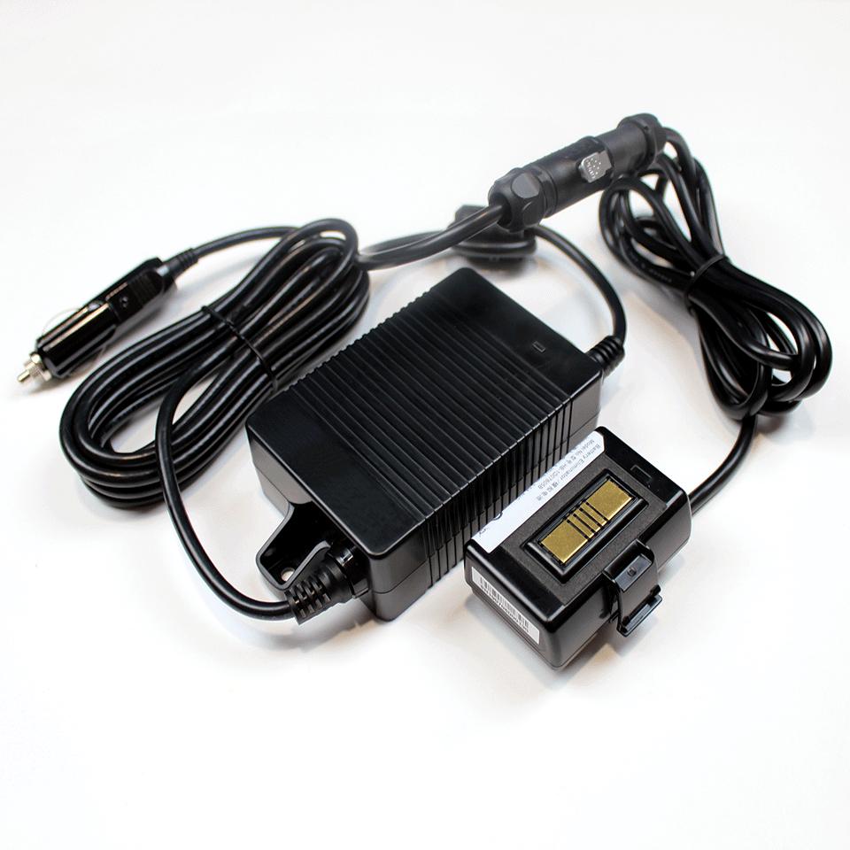 Brother Battery Eliminator Kit Cigarette Socket Connection PA-BEK-001CG 2