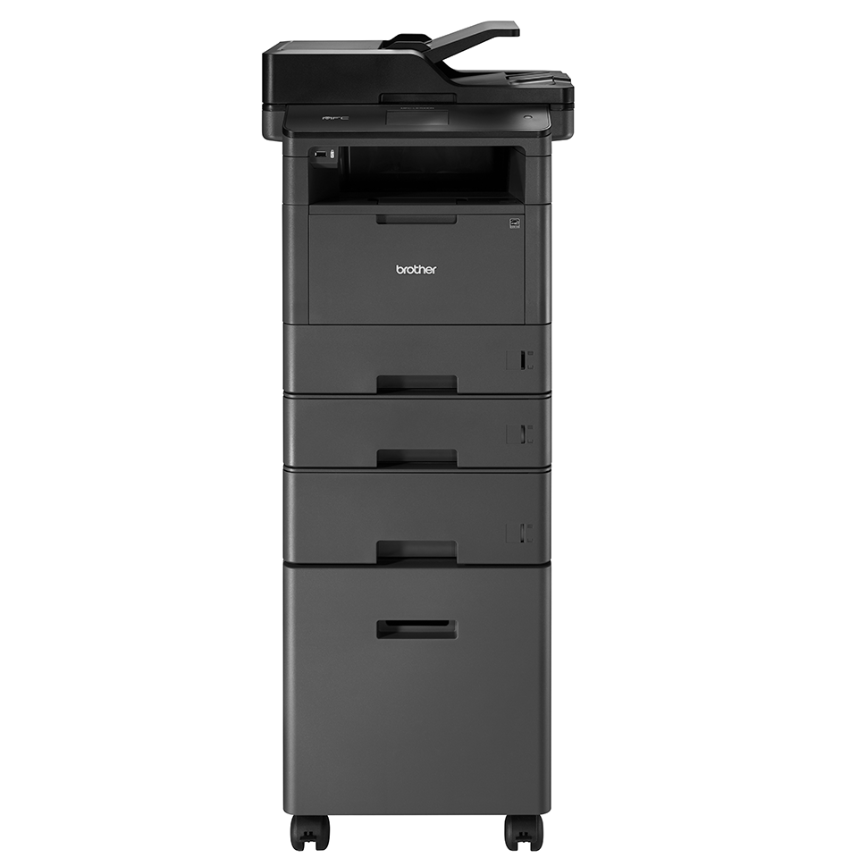 Cabinet compatible with the L5000 mono laser printers 6