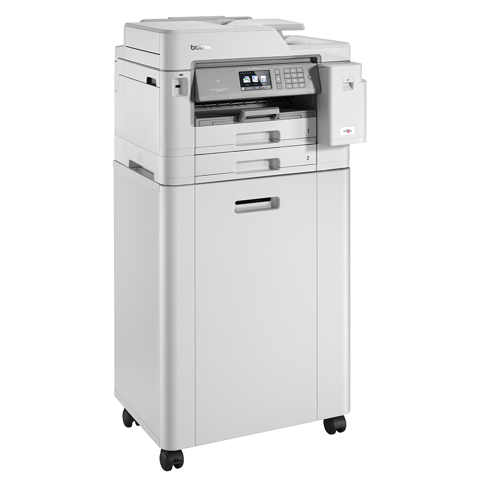Base Cabinet Unit for Brother Inkjet Printer 4