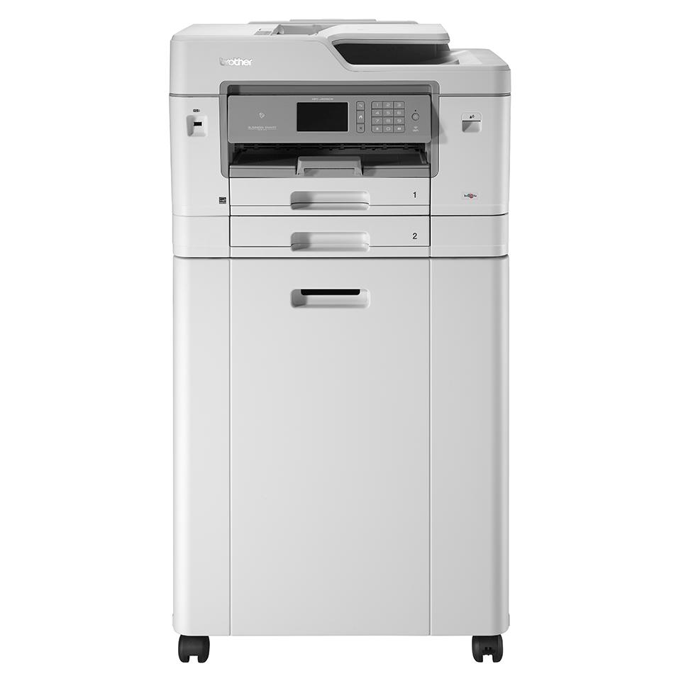 Base cabinet unit for colour inkjet printer  5