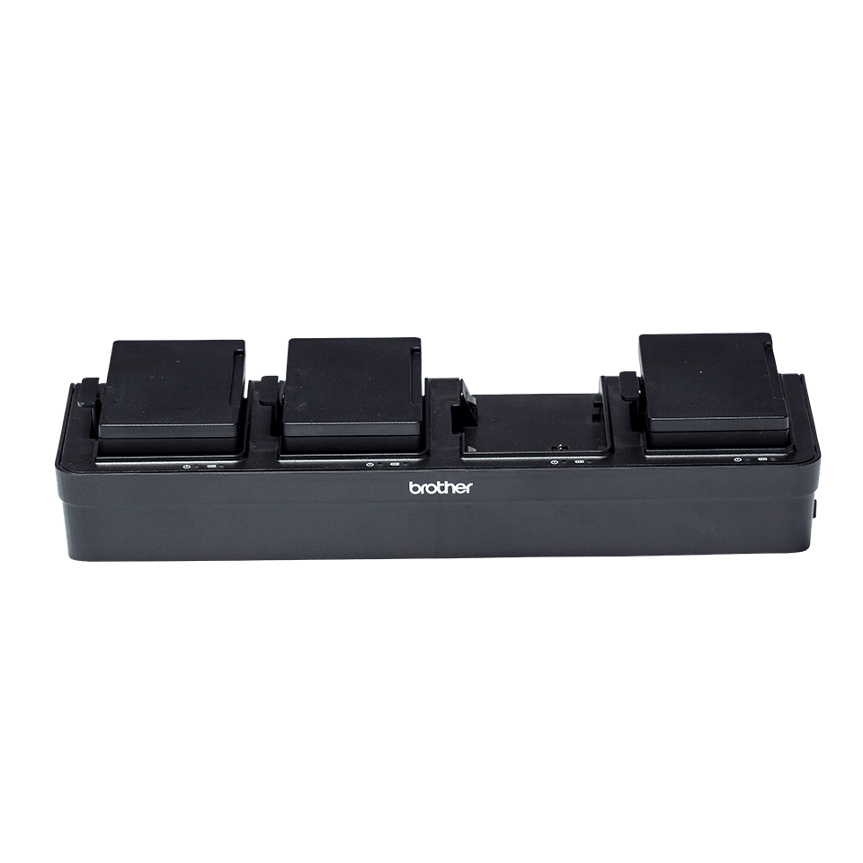 Brother PA-4BC-002EU 4-Slot Battery Charger 4