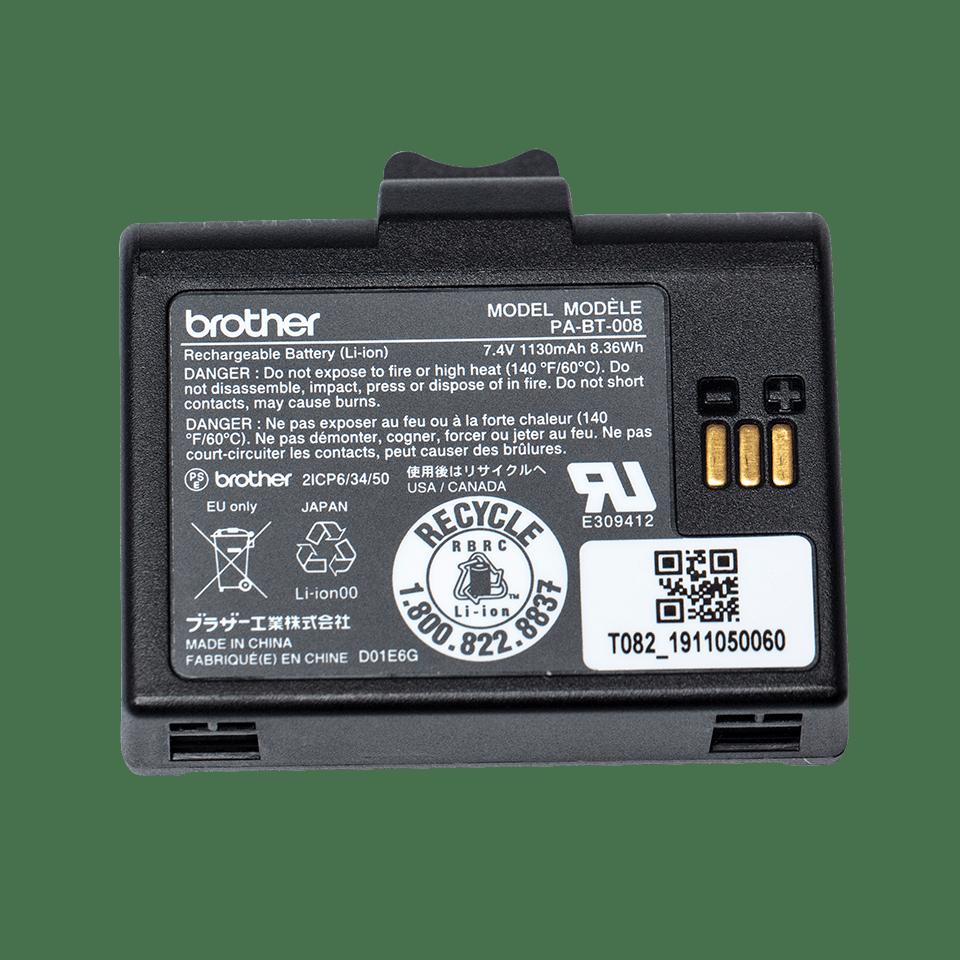 Brother PA-BT-008 Li-ion Battery 2