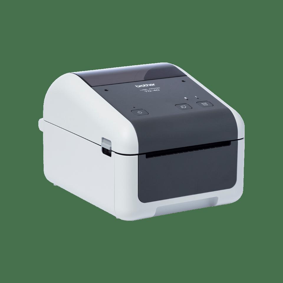 Brother TD-4520DN Professional Network Desktop Label Printer 3