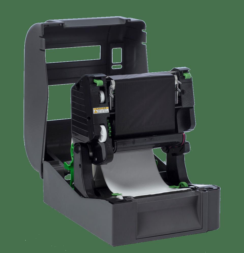 Brother TD-4520TN Thermal Transfer Desktop Label Printer 4