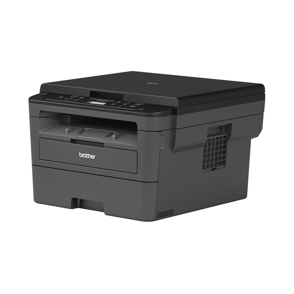 Compact 3-in-1 Mono Laser Printer - Brother DCPL2510D 2