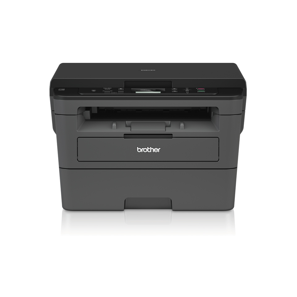 Compact 3-in-1 Mono Laser Printer - Brother DCPL2510D