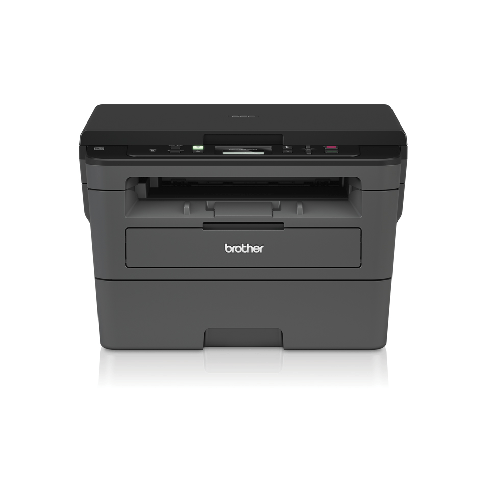 Compact Wireless 3-in-1 Mono Laser Printer - Brother DCP-L2530DW 6