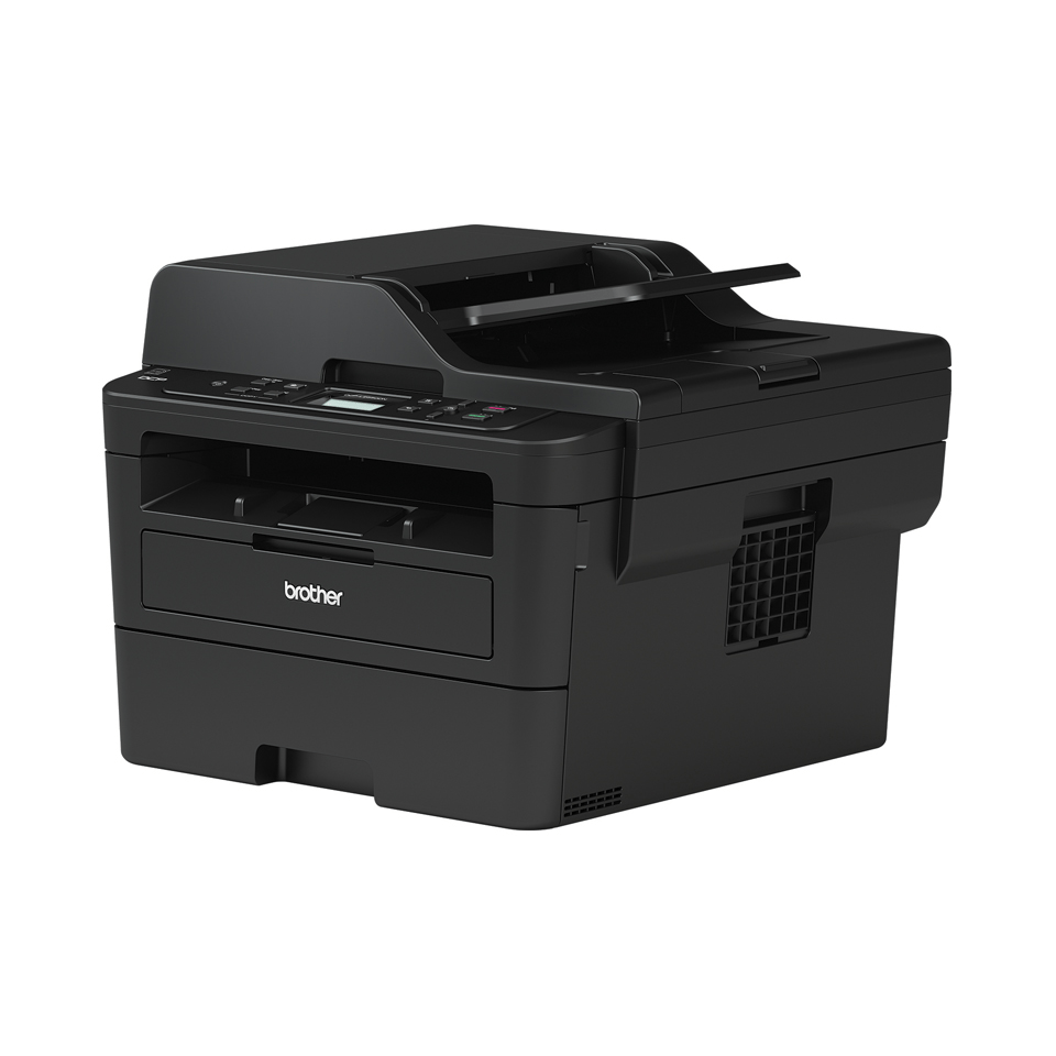 Compact  Network 3-in-1 Mono Laser Printer - Brother DCP-L2550D  2