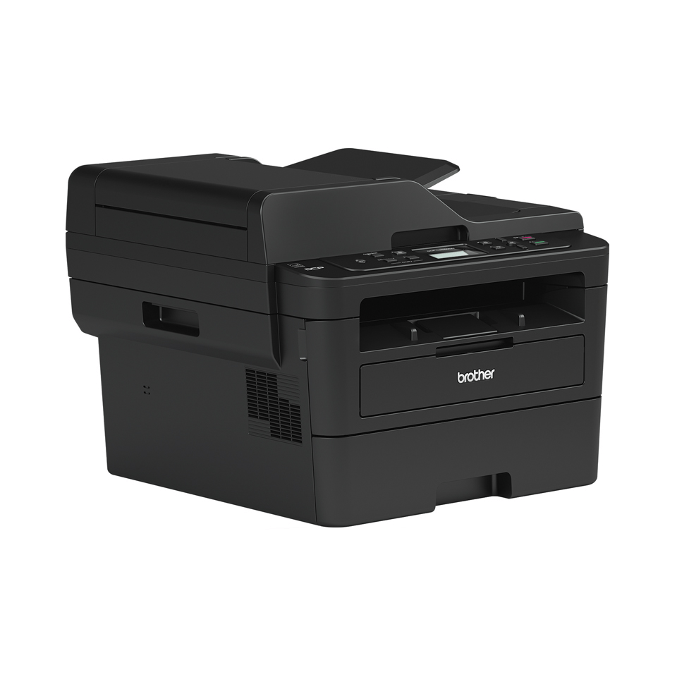 Compact  Network 3-in-1 Mono Laser Printer - Brother DCP-L2550D  3