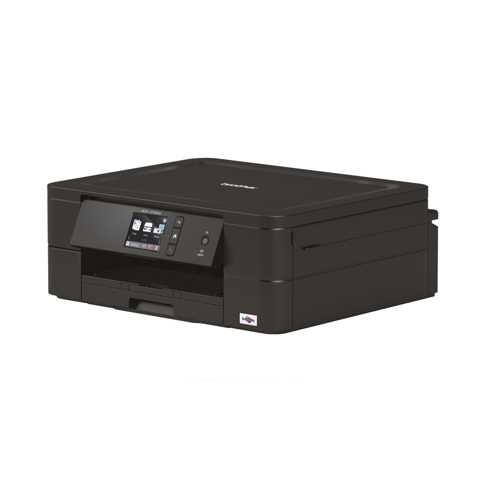 Wireless 3-in-1 colour inkjet printer DCP-J772DW 2