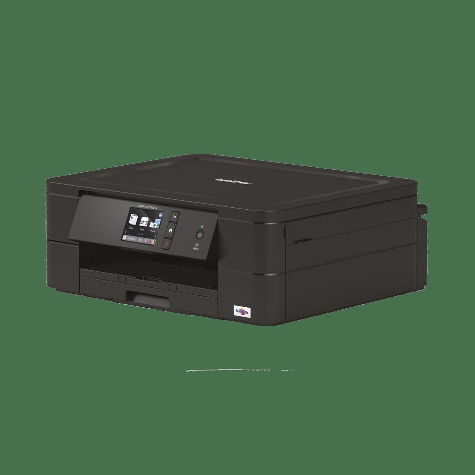 Wireless 3-in-1 colour inkjet printer DCP-J772DW 2