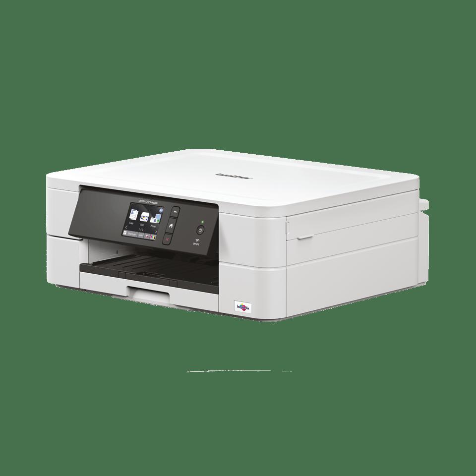 Wireless 3-in-1 colour inkjet printer DCP-J774DW