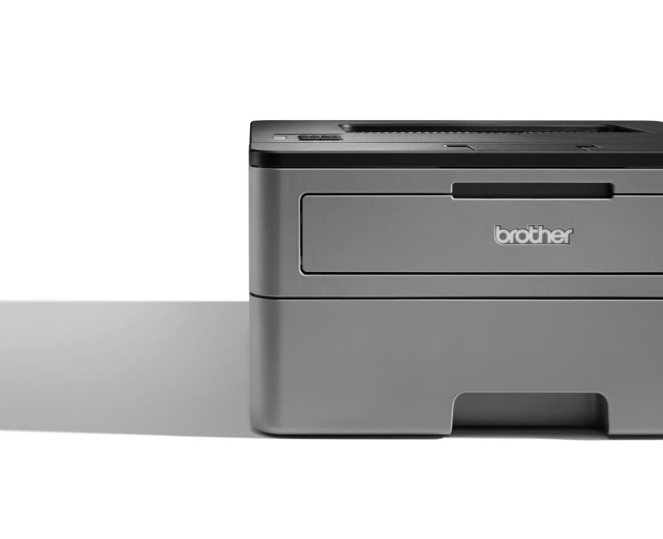 Compact, Wireless Mono Laser Printer - Brother HL-L2350DW 4