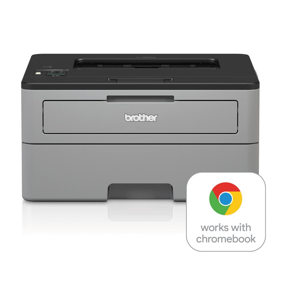 Compact, Wireless Mono Laser Printer - Brother HL-L2350DW