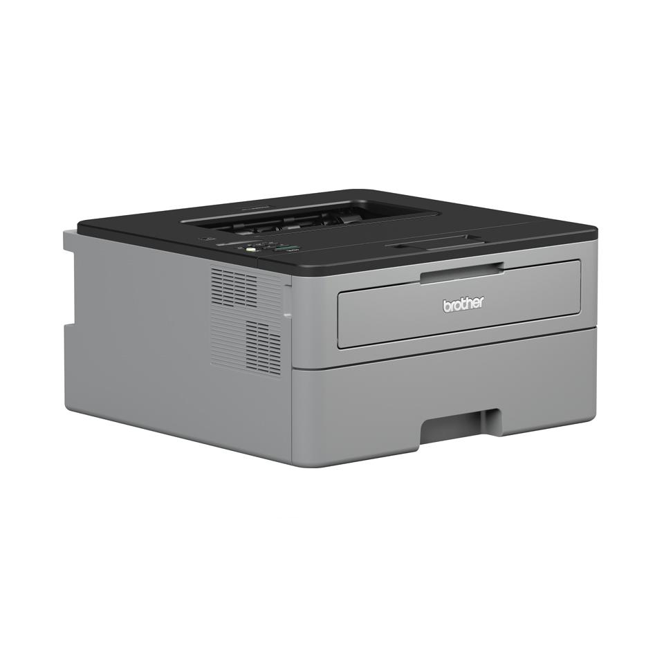 Compact, Wireless Mono Laser Printer - Brother HL-L2350DW 3