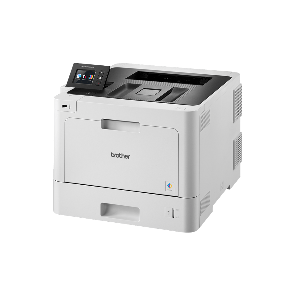 HL-L8360CDW wireless colour laser printer with intuitive touchscreen 2