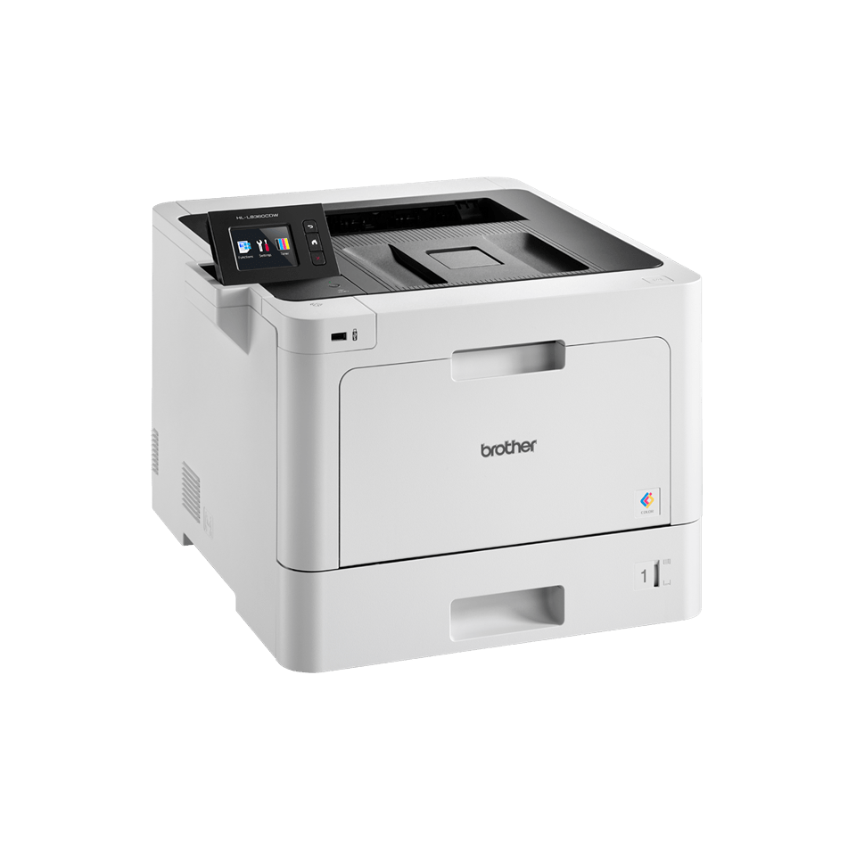 HL-L8360CDW wireless colour laser printer with intuitive touchscreen 3