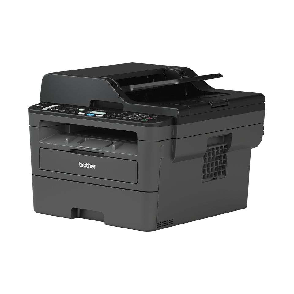 Compact Wireless 4-in-1 Mono Laser Printer - Brother MFC-L2710DW 2