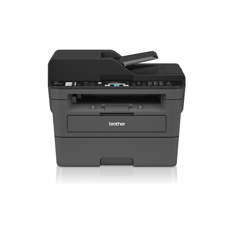 Compact Wireless 4-in-1 Mono Laser Printer - Brother MFC-L2710DW 5