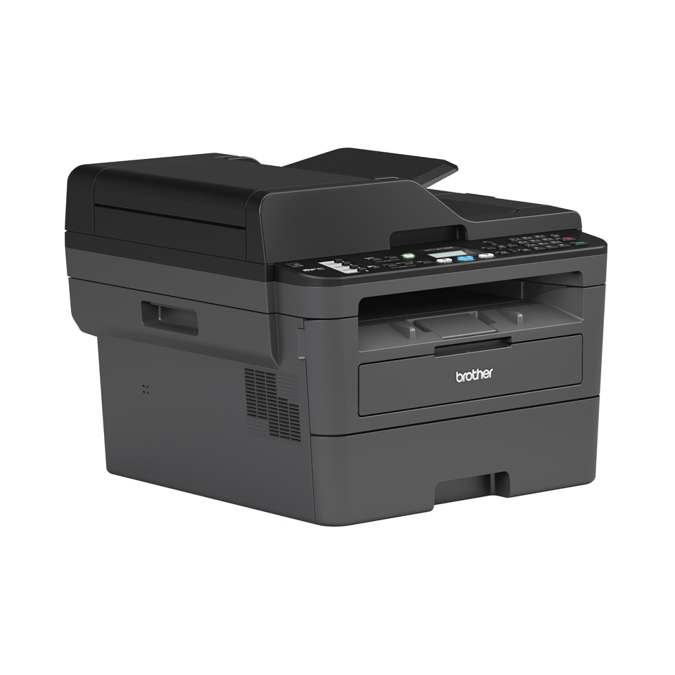 Compact Wireless 4-in-1 Mono Laser Printer - Brother MFC-L2710DW 3