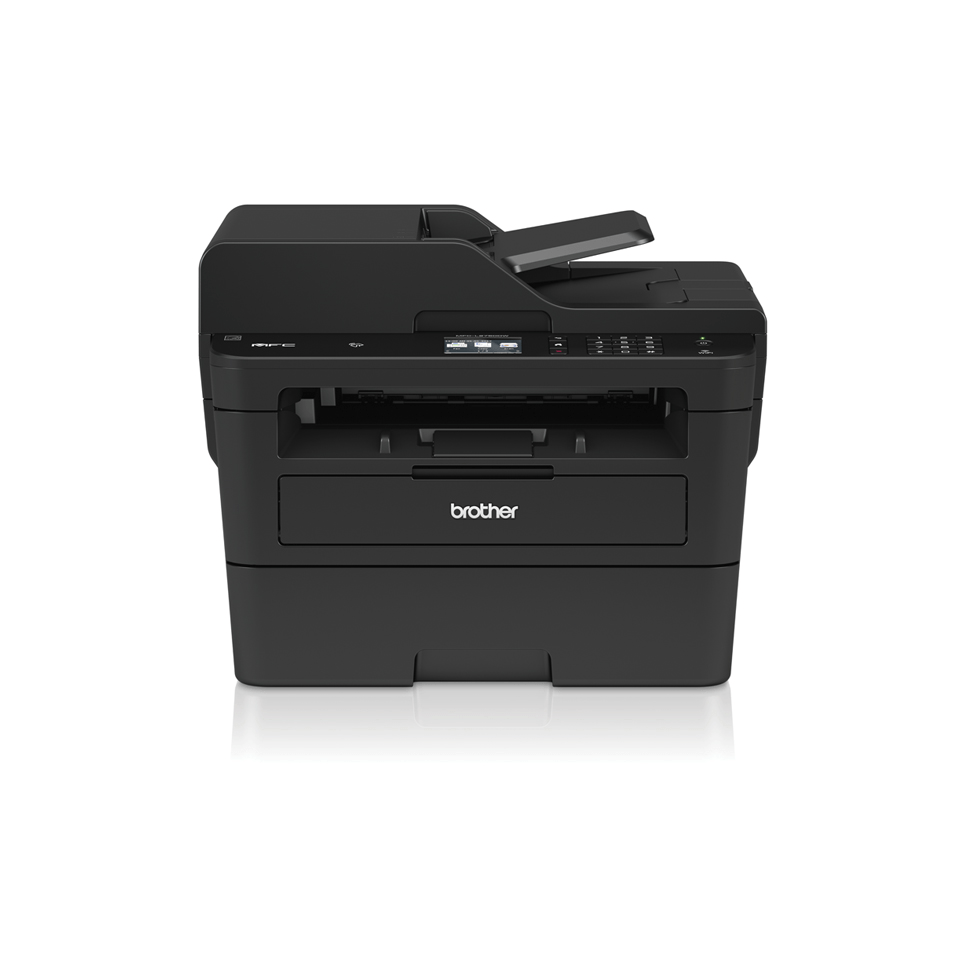 Compact Wireless & Network 4-in-1 Mono Laser Printer - Brother MFC-L2750DW