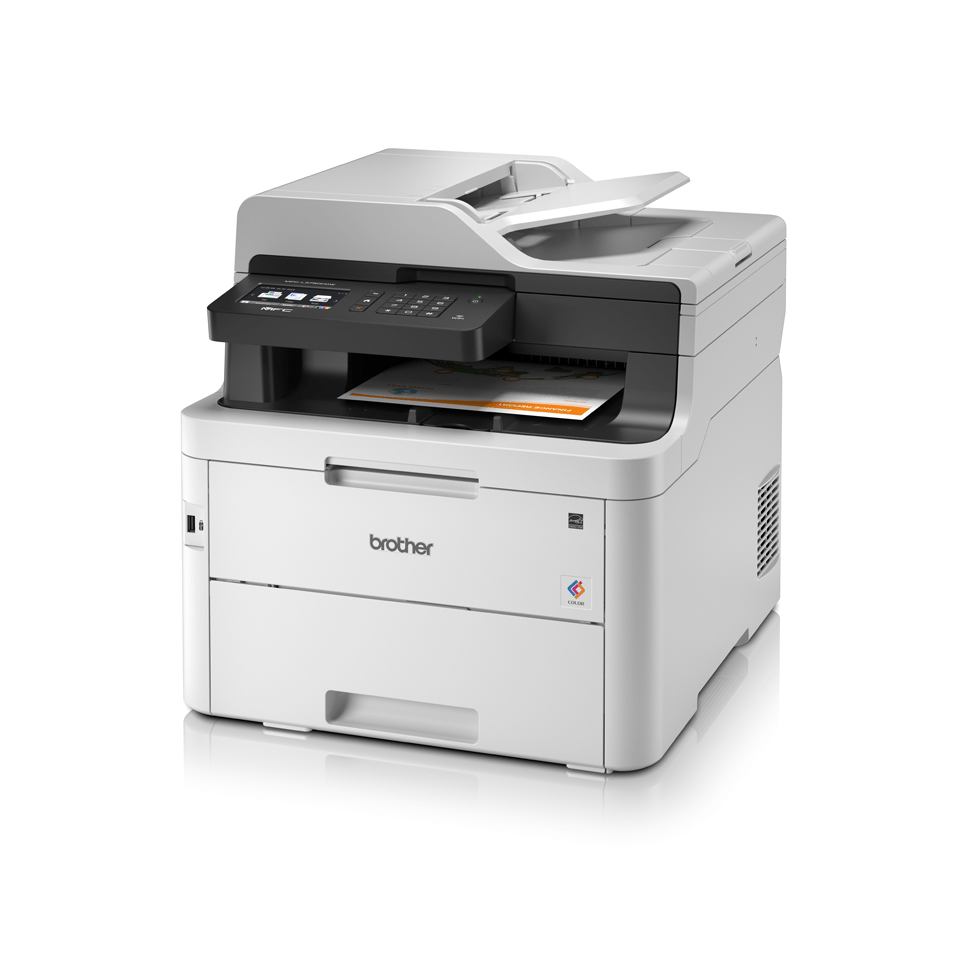 MFC-L3750CDW Colour Wireless LED 4-in-1 Printer 2