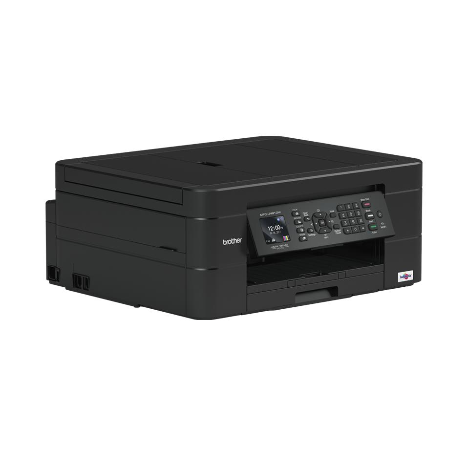 Wireless 4-in-1 Colour Inkjet Printer MFC-J491DW 2