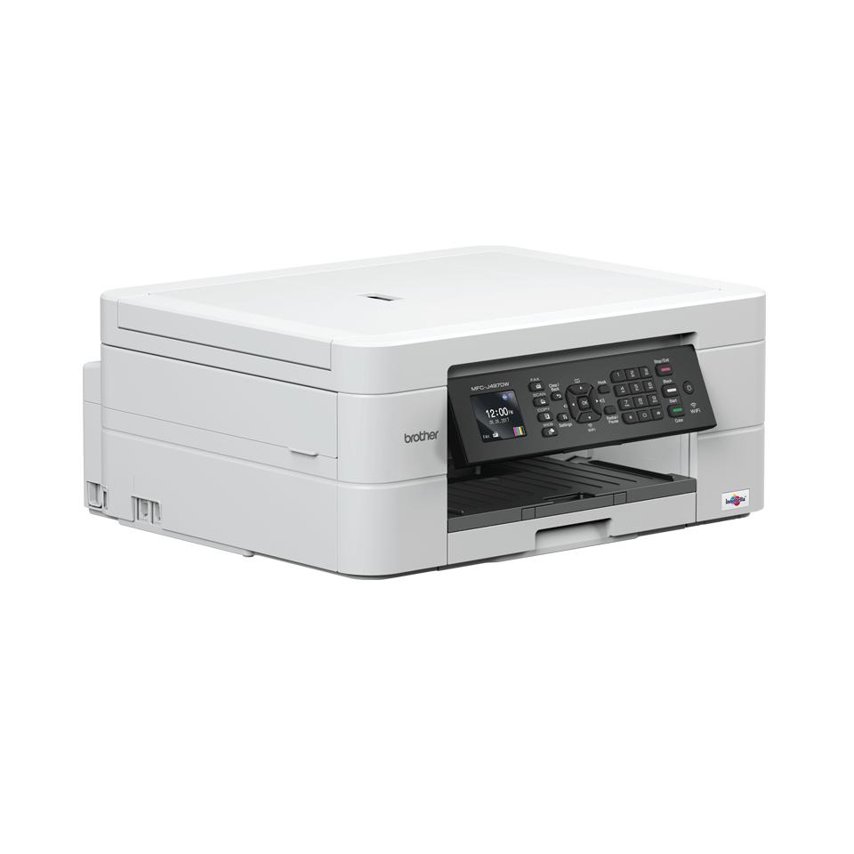 Wireless 4-in-1 Colour Inkjet Printer MFC-J497DW 2