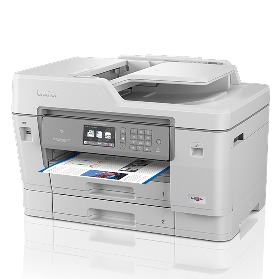 MFC-J6945DW wireless A3 all-in-one colour inkjet printer 2
