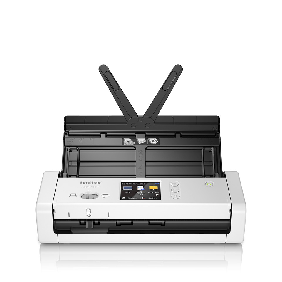 ADS-1700W Smart, Compact Document Scanner 5