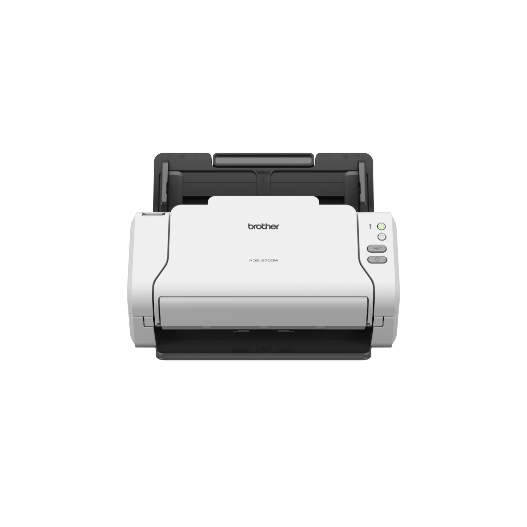 Brother ADS-2700W wireless, networked desktop document scanner 3