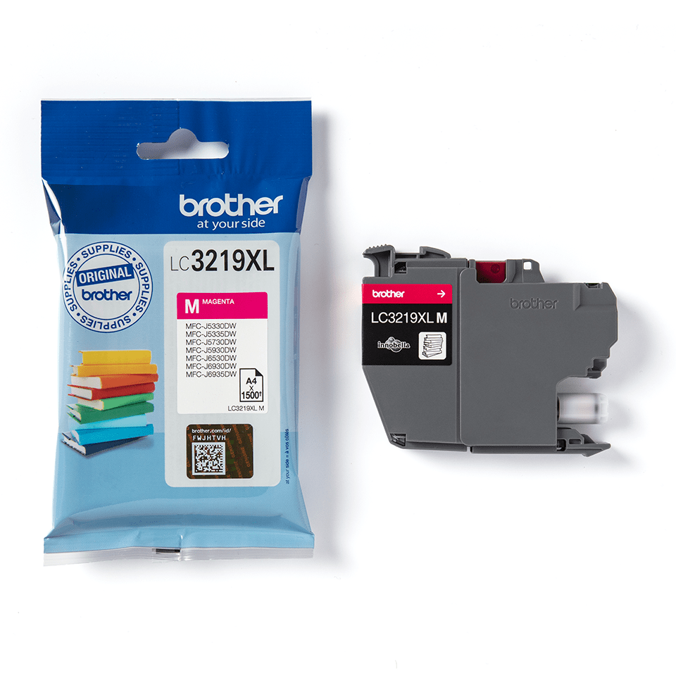 Genuine Brother LC3219XLM Ink Cartridge in Magenta 3