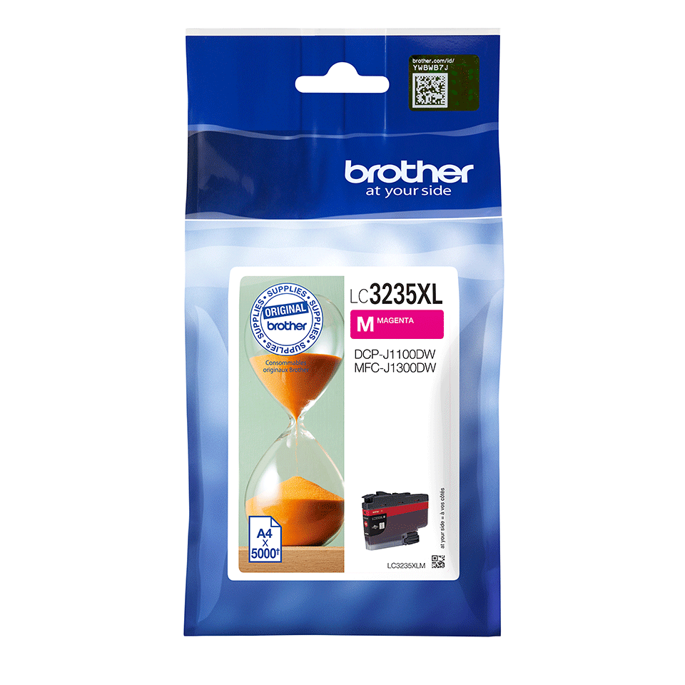 Genuine Brother LC3235XLM Ink Cartridge - Magenta