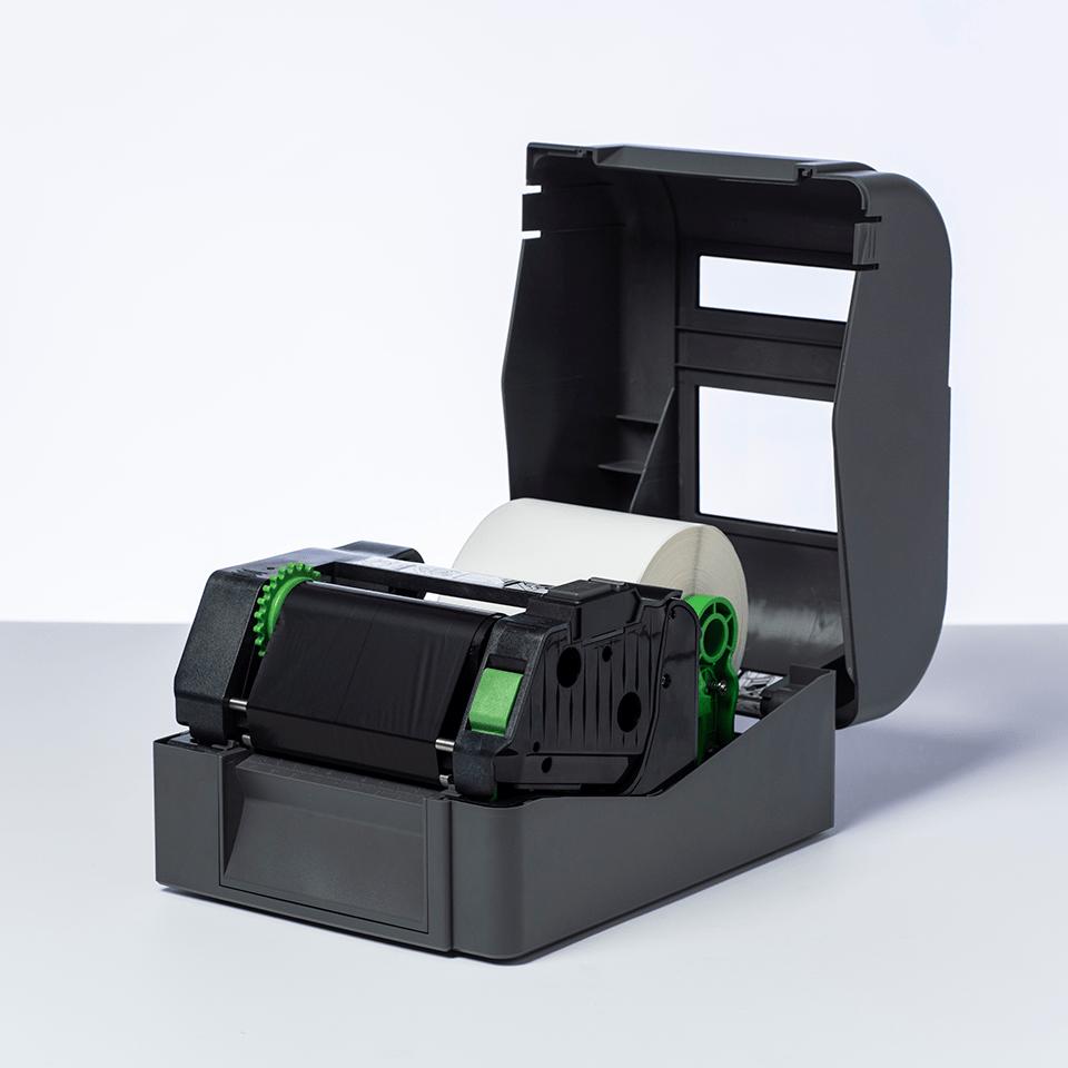 Premium Wax Thermal Transfer Black Ink Ribbon BWP1D300110  2