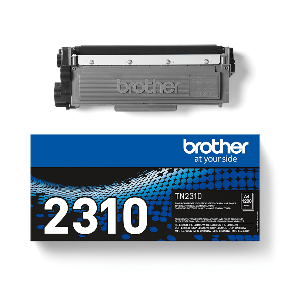Genuine Brother TN-2310 Toner Cartridge – Black 2