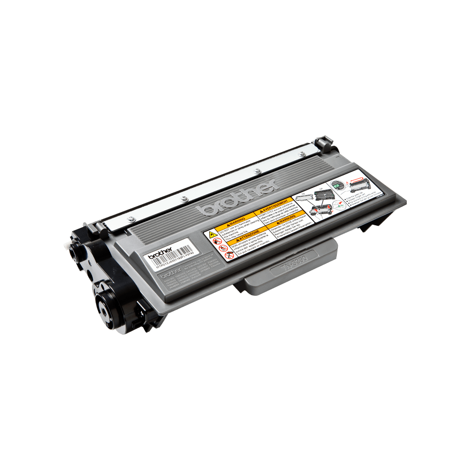 Genuine Brother TN-3390 High Yield Toner Cartridge – Black