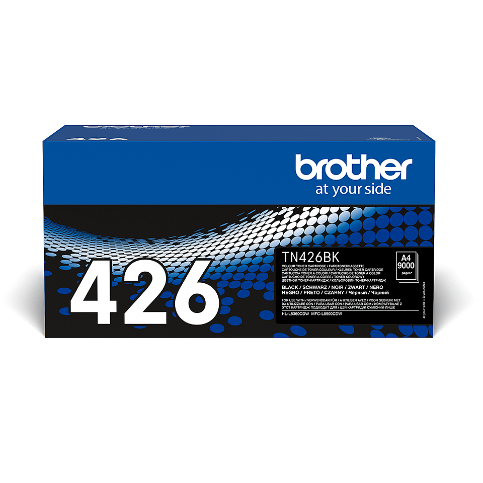 Brother TN-426BK Toner Cartridge - Black
