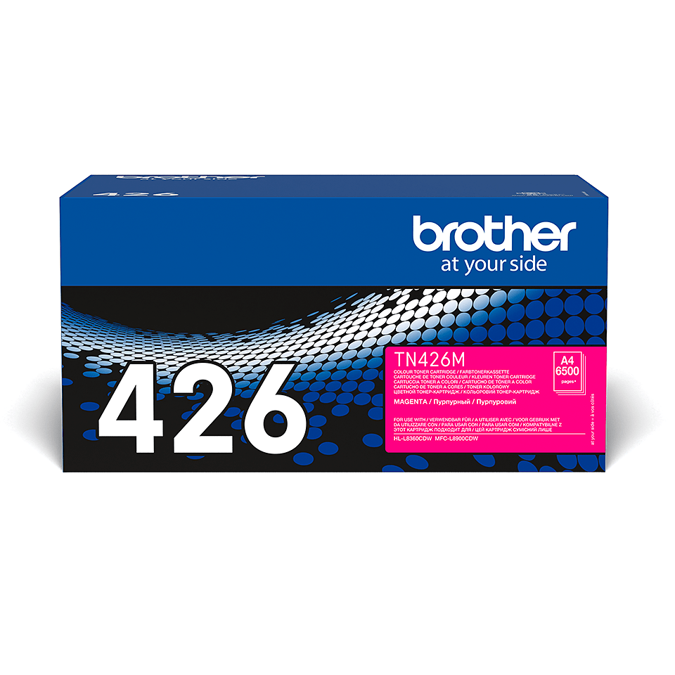 Brother TN-426M Toner Cartridge - Magenta